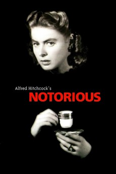 Notorious (1946) 1080p bluray Poster