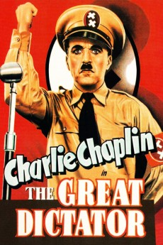 The Great Dictator (1940) 1080p bluray Poster