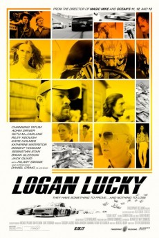 Logan Lucky (2017) 1080p bluray Poster
