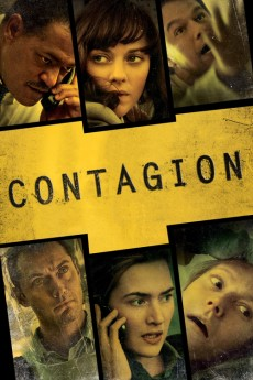 Contagion (2011) 1080p bluray Poster