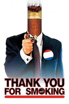 Thank You for Smoking (2005) 1080p web Poster