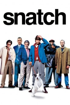 Snatch (2000) 1080p bluray Poster