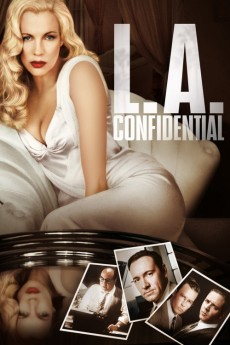 L.A. Confidential (1997) 1080p bluray Poster