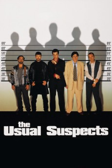 The Usual Suspects (1995) 1080p bluray Poster