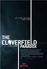 The Cloverfield Paradox (2018) bluray Poster