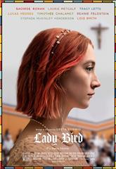 Lady Bird (2017) bluray Poster