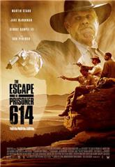 The Escape of Prisoner 614 (2018) bluray Poster