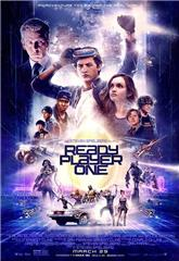 Ready Player One (2018) 1080p bluray Poster