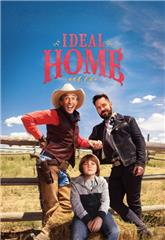Ideal Home (2018) bluray Poster