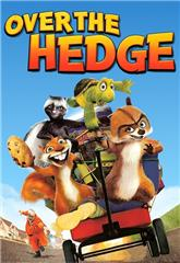 Over the Hedge (2006) bluray Poster