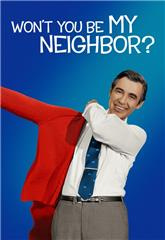 Won't You Be My Neighbor? (2018) bluray Poster