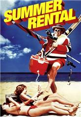 Summer Rental (1985) 1080p bluray Poster