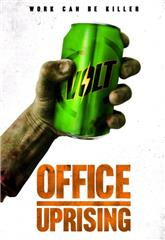 Office Uprising (2018) bluray Poster
