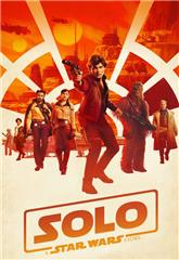 Solo: A Star Wars Story (2018) 3D Poster