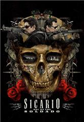 Sicario: Day of the Soldado (2018) bluray Poster