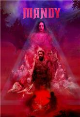 Mandy (2018) 1080p bluray Poster