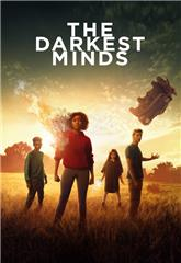 The Darkest Minds (2018) bluray Poster