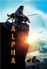 Alpha (2018) bluray Poster