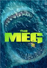 The Meg (2018) bluray Poster
