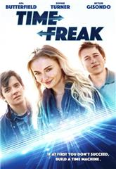 Time Freak (2018) bluray Poster