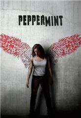 Peppermint (2018) bluray Poster