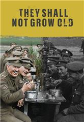 They Shall Not Grow Old (2018) bluray Poster