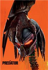 The Predator (2018) 1080p bluray Poster