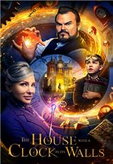 The House with a Clock in Its Walls (2018) bluray Poster