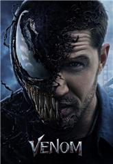 Venom (2018) bluray Poster