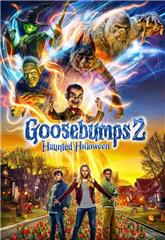Goosebumps 2: Haunted Halloween (2018) bluray Poster