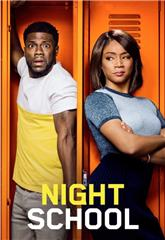 Night School (2018) bluray Poster