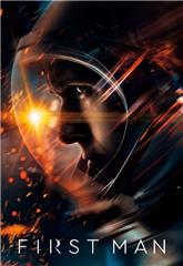 First Man (2018) bluray Poster