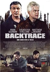Backtrace (2018) bluray Poster