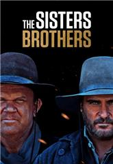 The Sisters Brothers (2018) bluray Poster