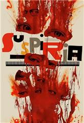 Suspiria (2018) bluray Poster