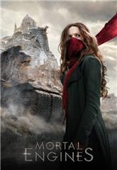 Mortal Engines (2018) bluray Poster