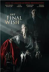 The Final Wish (2018) 1080p Poster