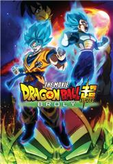 Dragon Ball Super: Broly (2018) 1080p bluray Poster