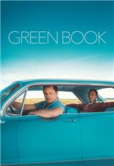Green Book (2018) bluray Poster