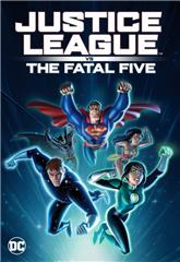 Justice League vs the Fatal Five (2019) Poster