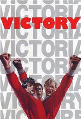 Victory (1981) bluray Poster