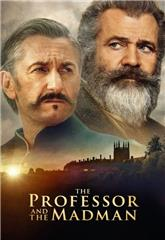 The Professor and the Madman (2019) bluray Poster