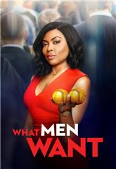 What Men Want (2019) bluray Poster