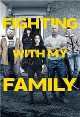 Fighting with My Family (2019) bluray Poster