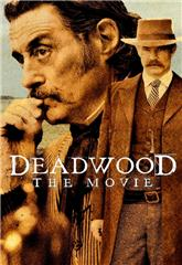 Deadwood: The Movie (2019) bluray Poster