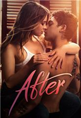 After (2019) bluray Poster