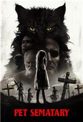 Pet Sematary (2019) bluray Poster