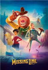 Missing Link (2019) bluray Poster
