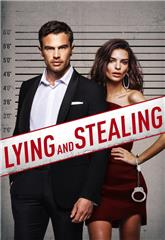 Lying and Stealing (2019) bluray Poster