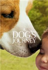A Dog's Journey (2019) bluray Poster